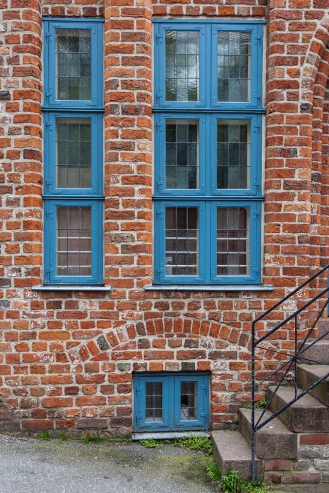 Aarhus, finestre
