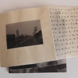 Libri - Formato – libro chiuso – 20×20 cm - Inchiostro Sumi su carta Arches e su carta artigianale orientale Hokosawa