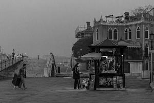 Venezia, fuori orario