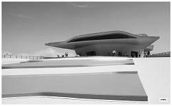 Stazione marittima Zaha Hadid di Massimo Murolo