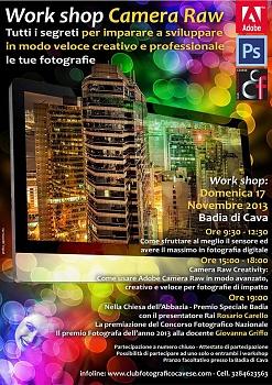 Workshop di fotografia con  Giovanna Griffo