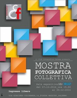 Mostra Fotografica Colletiva