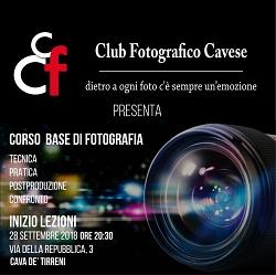 corso fotografico 2018/19