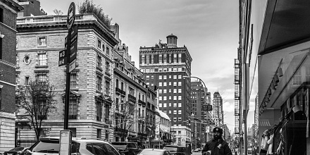 FOTO IN VENDITA: THE FACE (S) OF NYC