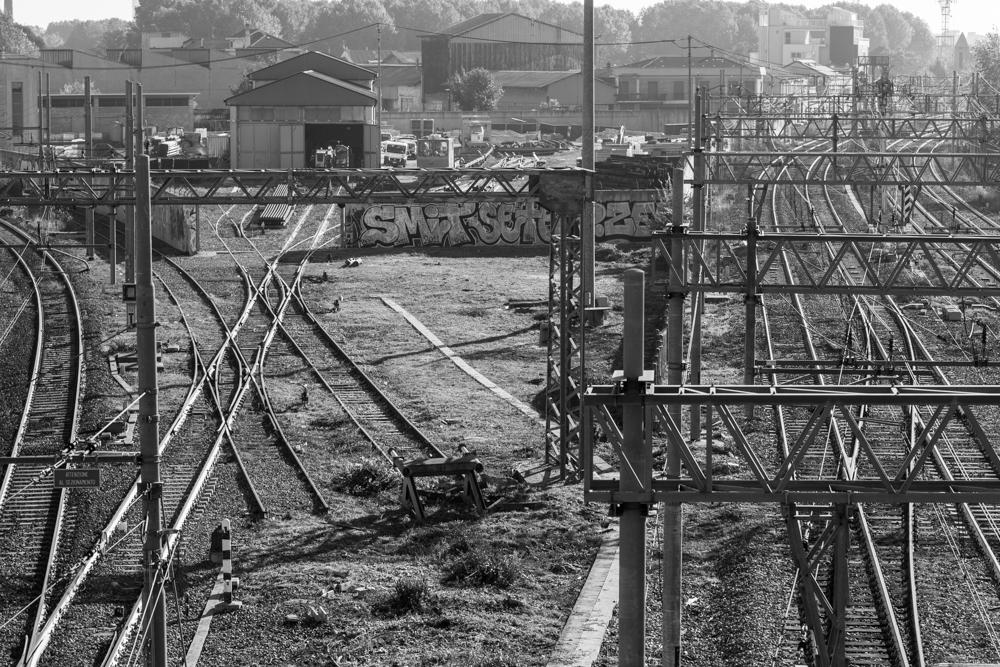 Milano, nodo ferroviario