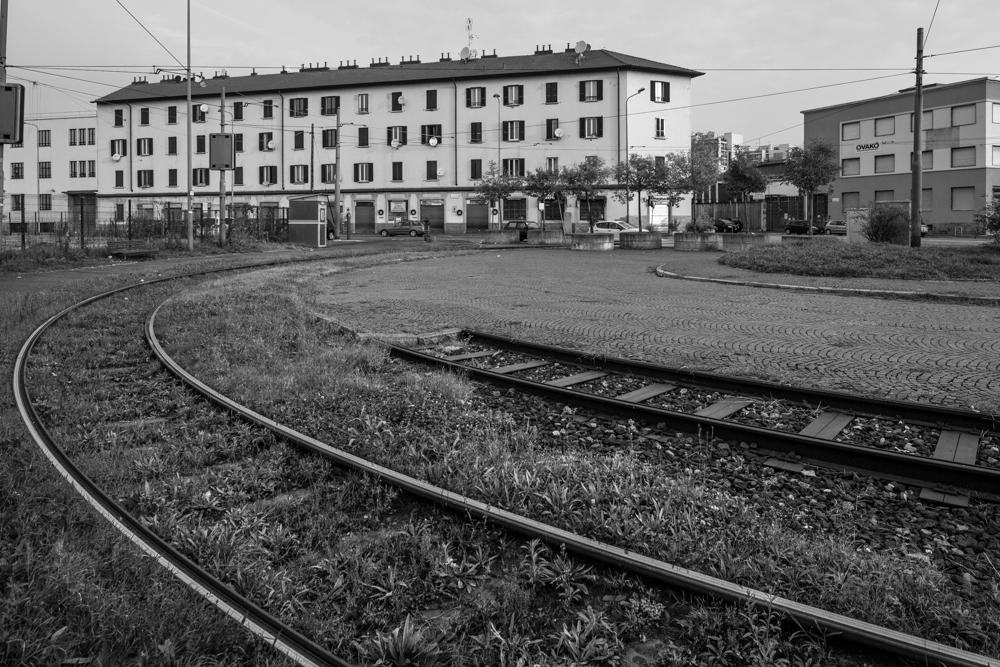 Vecchio capolinea della linea 19