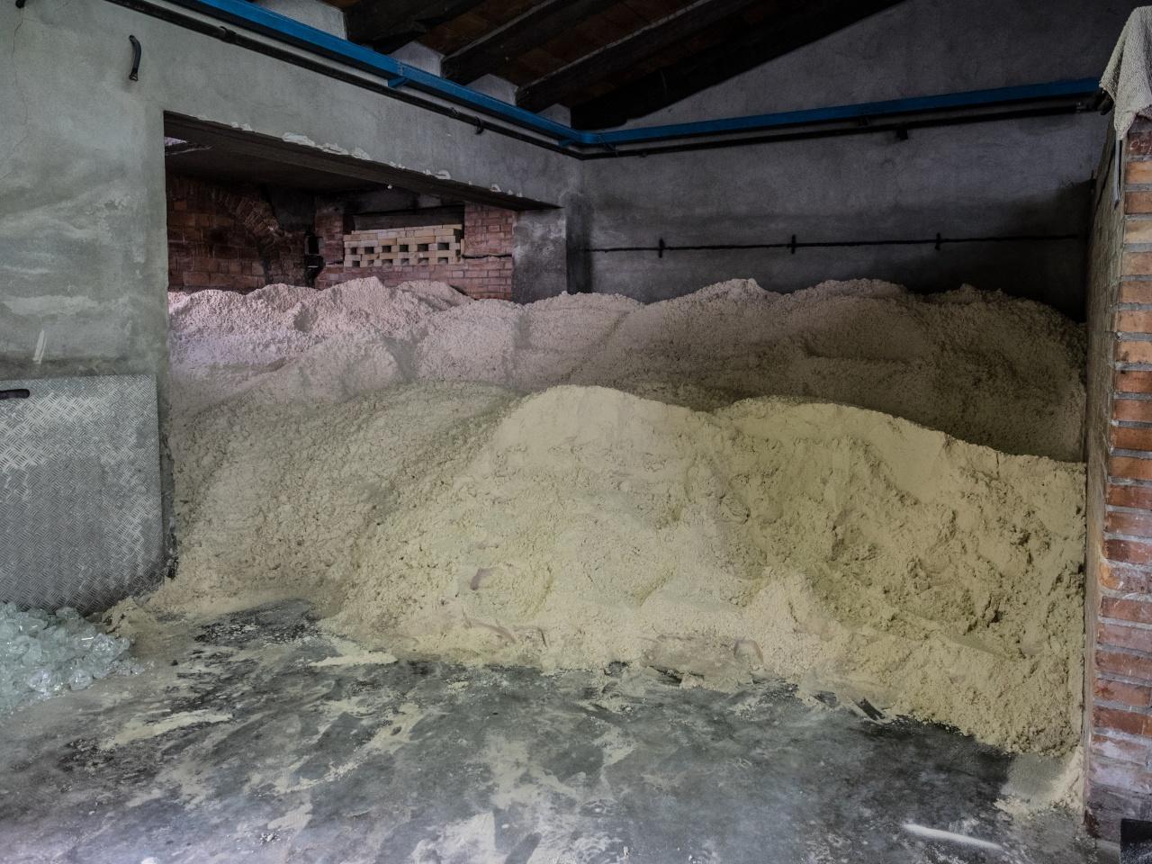 La sabbia, i minerali