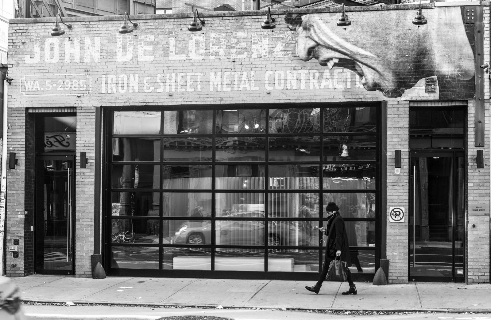 STREET OF NYC