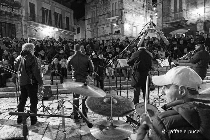 Pino Minafra Sud Ensemble