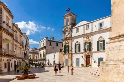 Week end in Puglia