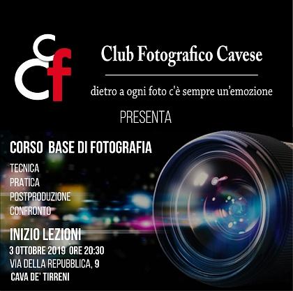 corso fotografico 2019/20